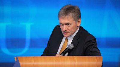 Песков заверил, что Путин не…