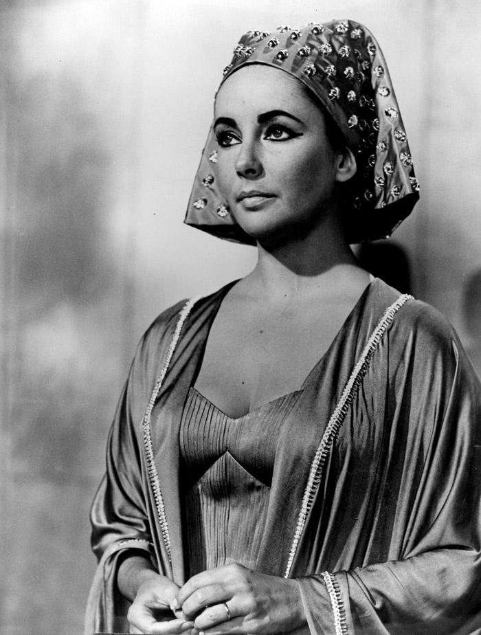 Элизабет Тейлор (Elizabeth Taylor) на съемках фильма «Клеопатра» (Cleopatra) (1963), фото 25