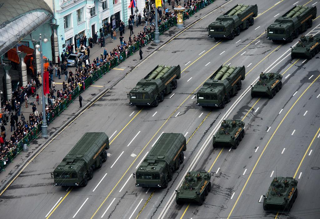 США пригрозили России ответн…