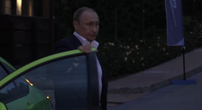 Путин:новый автомобиль отечественного производства-хороший.