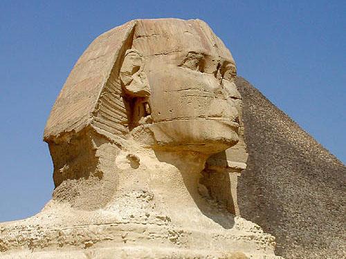 Мистические тайны Большого Сфинкса и пирамид Гизы