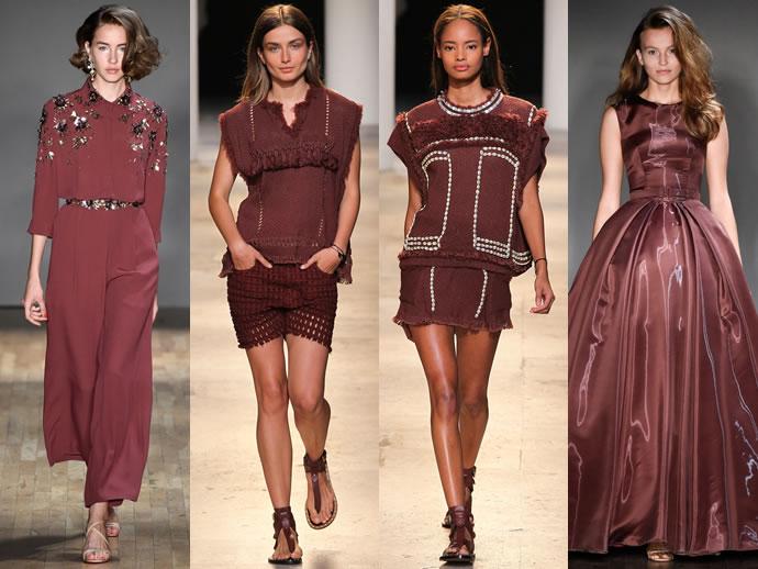 Самый модный цвет 2015 года по версии Pantone