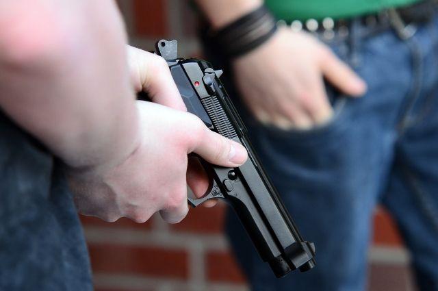 85% всего огнестрельного оружия в мире принадлежит гражданским лицам