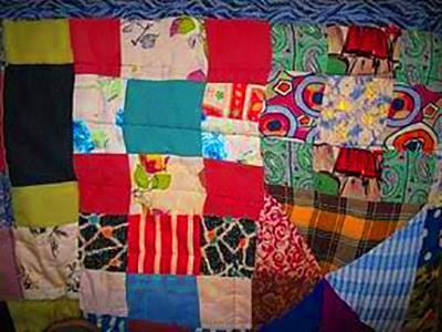 Лоскутное одеяло нашей жизни: почему ни лоскутка нельзя потерять?