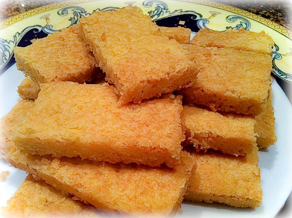 Английское песочное печенье (English Shortbread). Легко и невероятно вкусно