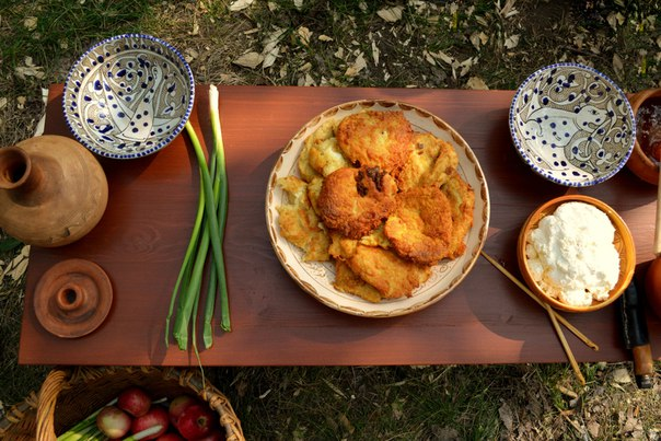 Походный рецепт лепешек из средневекового кочевого прошлого