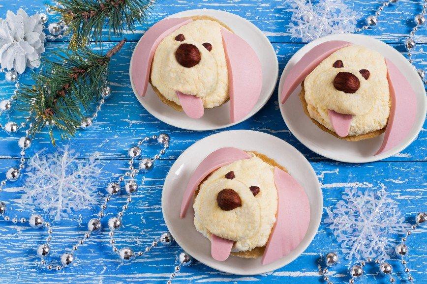 Встречаем год Собаки: что поставить на стол в новогоднюю ночь