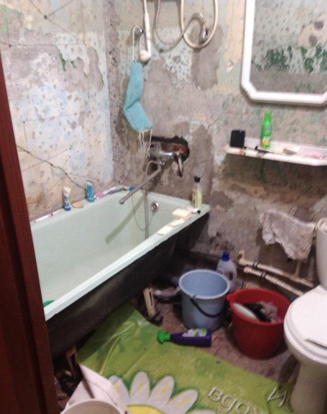 Ванная комната для мамы (29 фото)