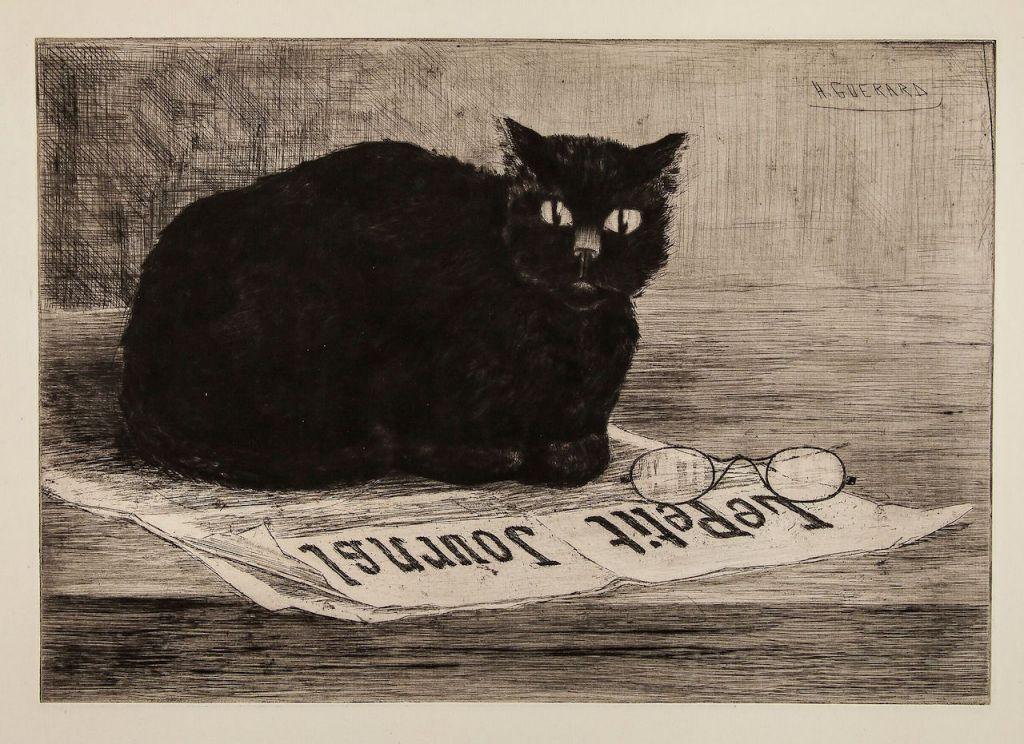 Кошка - проводник между нашим миром и миром иным