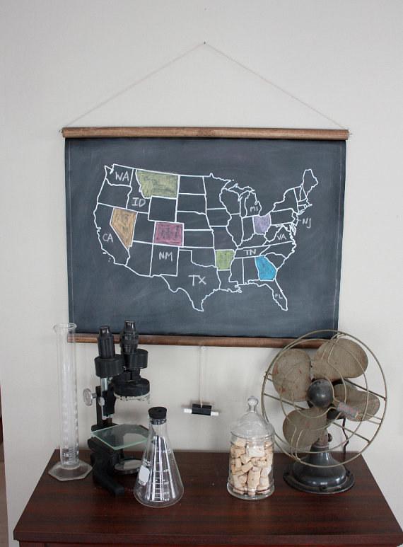 71 18 способов хранения сувениров из ваших путешествий и поездок
