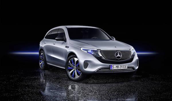 Неделя потребления: электрокар Mercedes-Benz, премиальная линейка Ecco и свадьба в «Метрополе»