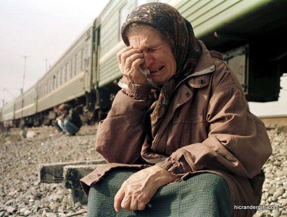 Таджикский геноцид русского народа