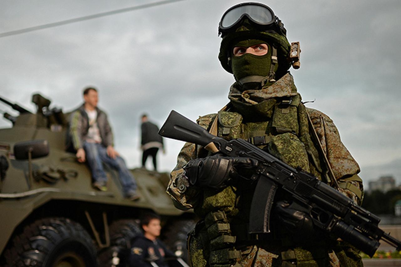 Забрало закрой! Российских солдат будущего боятся уже сейчас