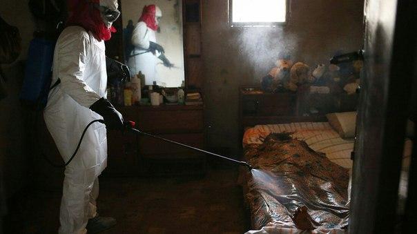 Как изолировать комнату в случае эпидемии