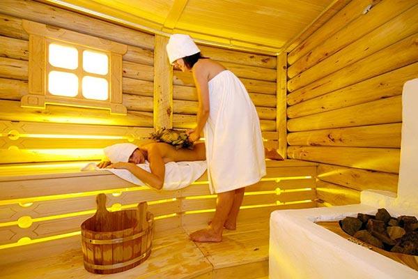 Русская баня. Использование лекарственных растений в бане