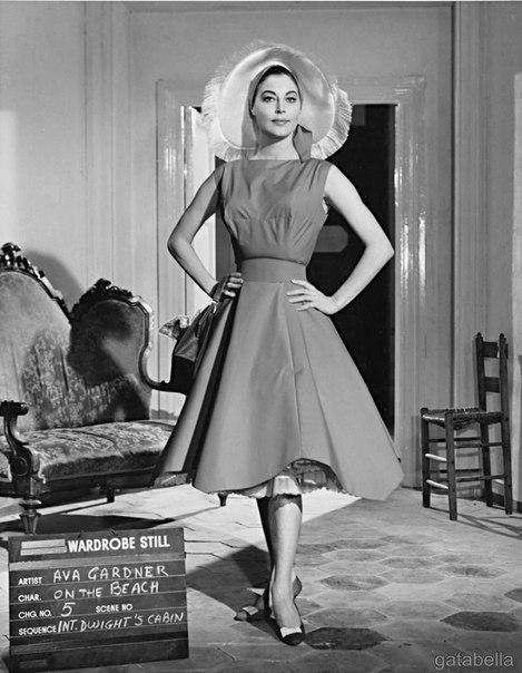 Ава Гарднер. 1959 год.