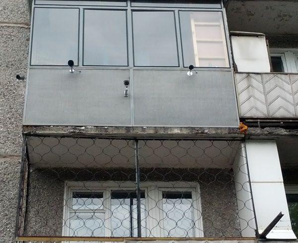 11. У кого-то паранойя... балкон, дизайн, креатив