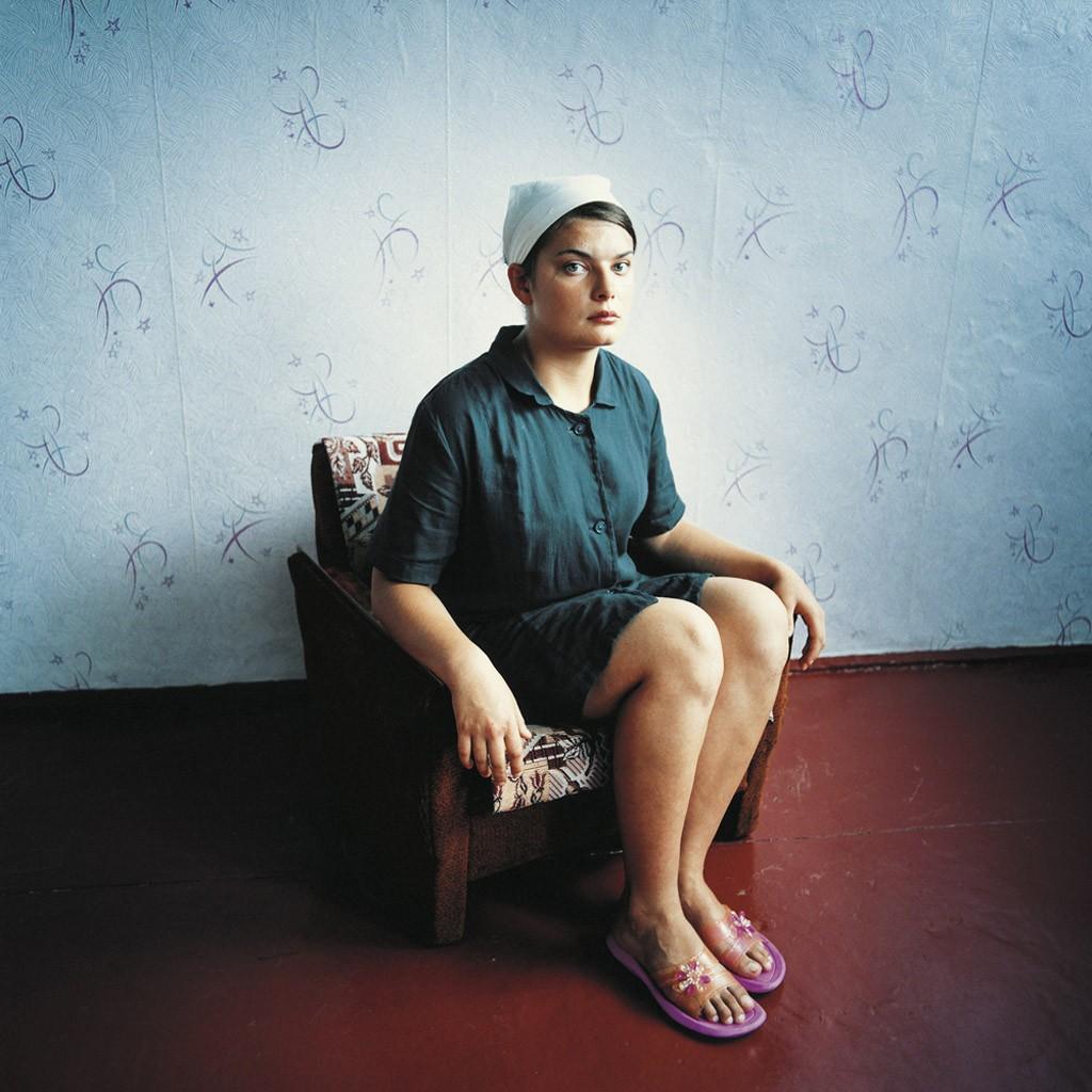 Фото женской тюрьмы 4 фотография