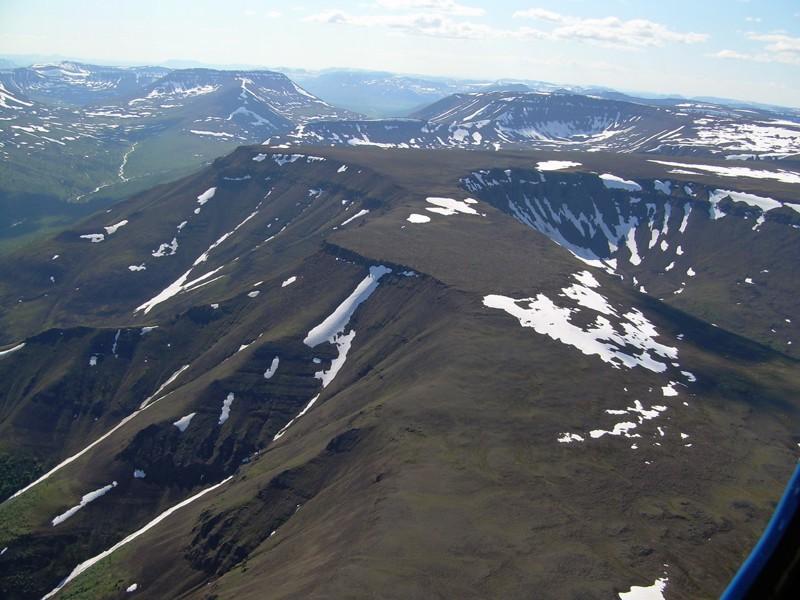 Плато Путорана - затерянный мир Сибири горы, природа, россия, факты