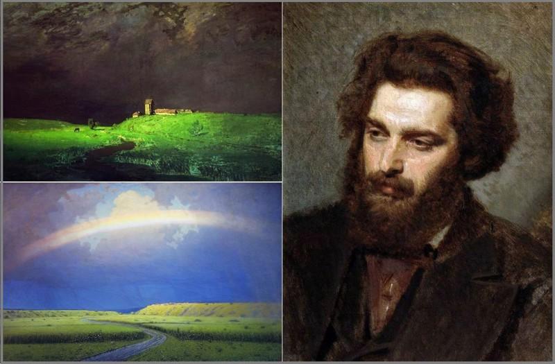 Сегодня годовщина со дня рождения Архипа Ивановича Куинджи Куинджи, живопись, искусство, история, факты, художник