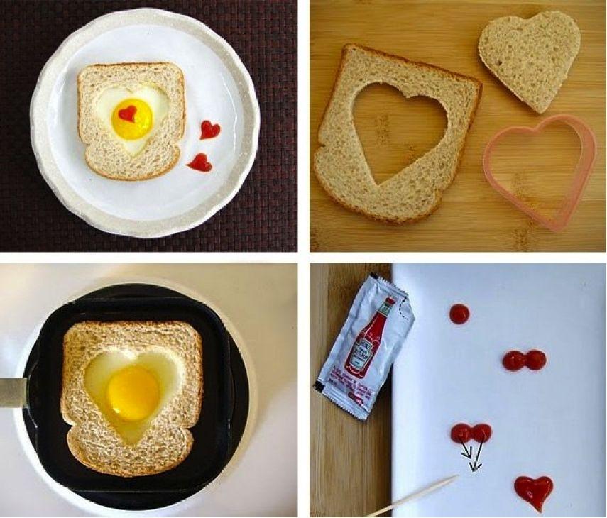 Завтрака своими руками быстро легко вкусно
