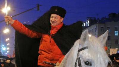 Полиция отпустила всех задержанных на митинге против платных парковок в Москве