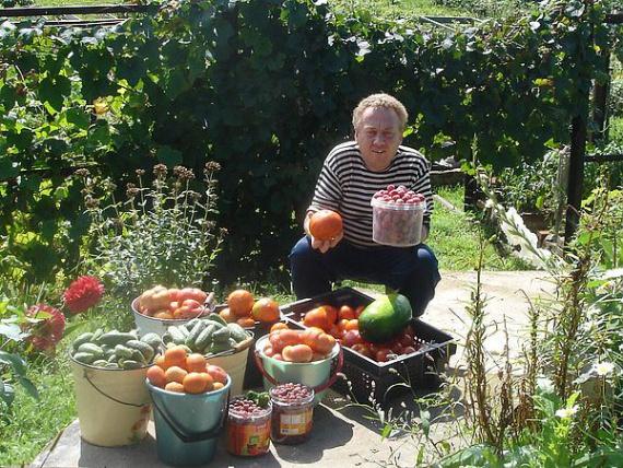 подкормки для огорода Игорь Лядов 4: Органическое земледелие, пермакультура