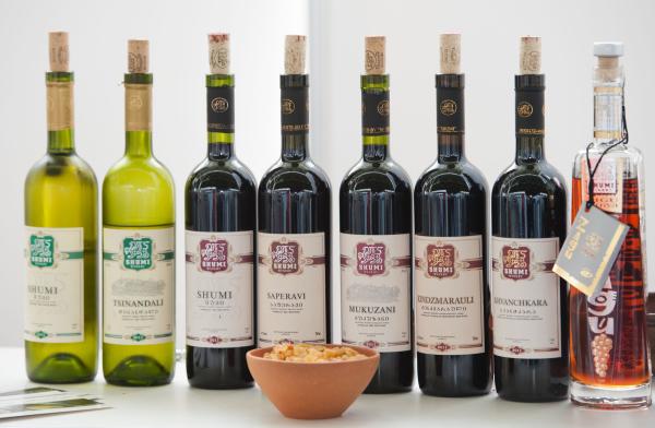 Грузинское вино попало в Кни…