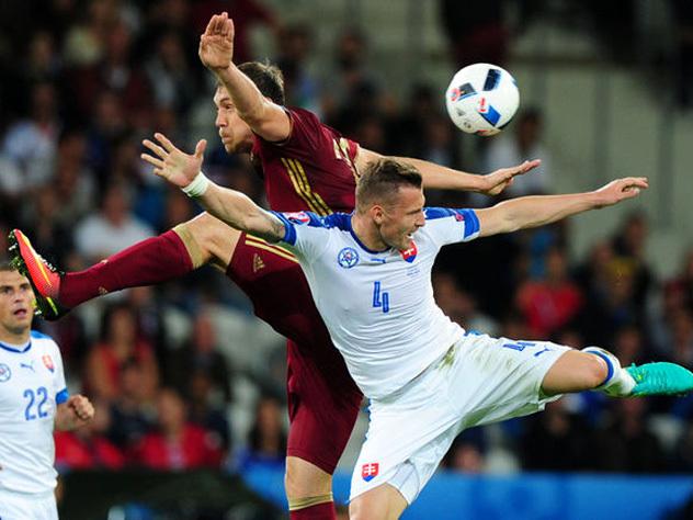 Об обидном поражении от словаков на Евро-2016