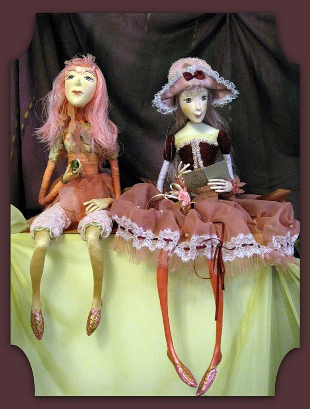 Музей-галерея кукол в Угличе