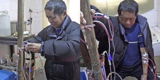 Китайский крестьянин живет 1…