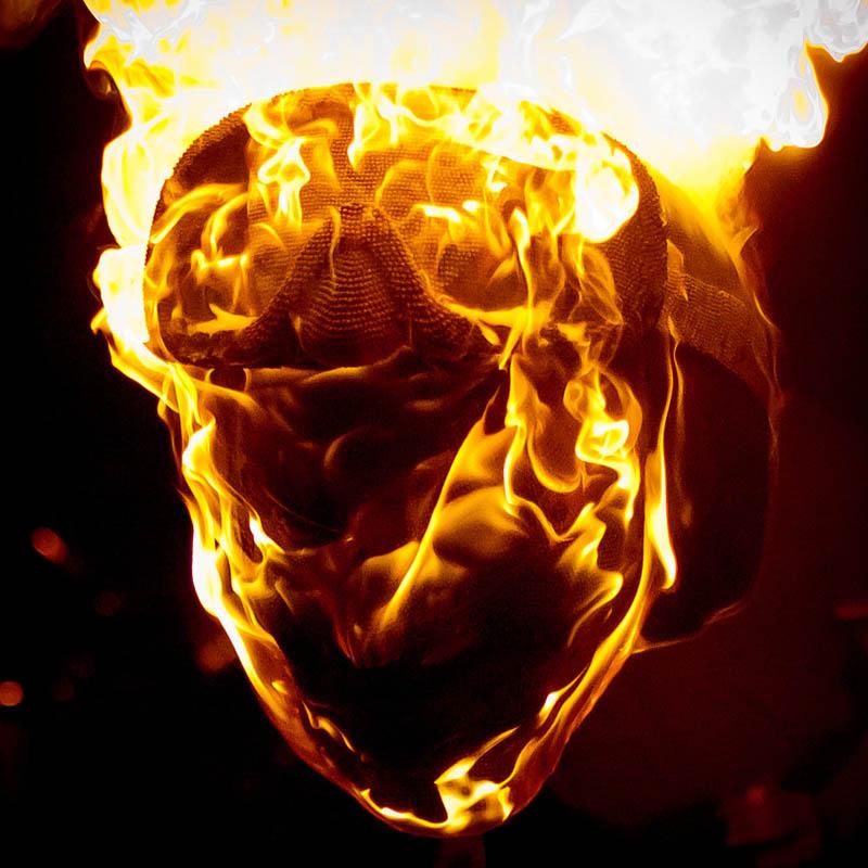 12133 Гори оно огнем   как горит дьявол из спичек