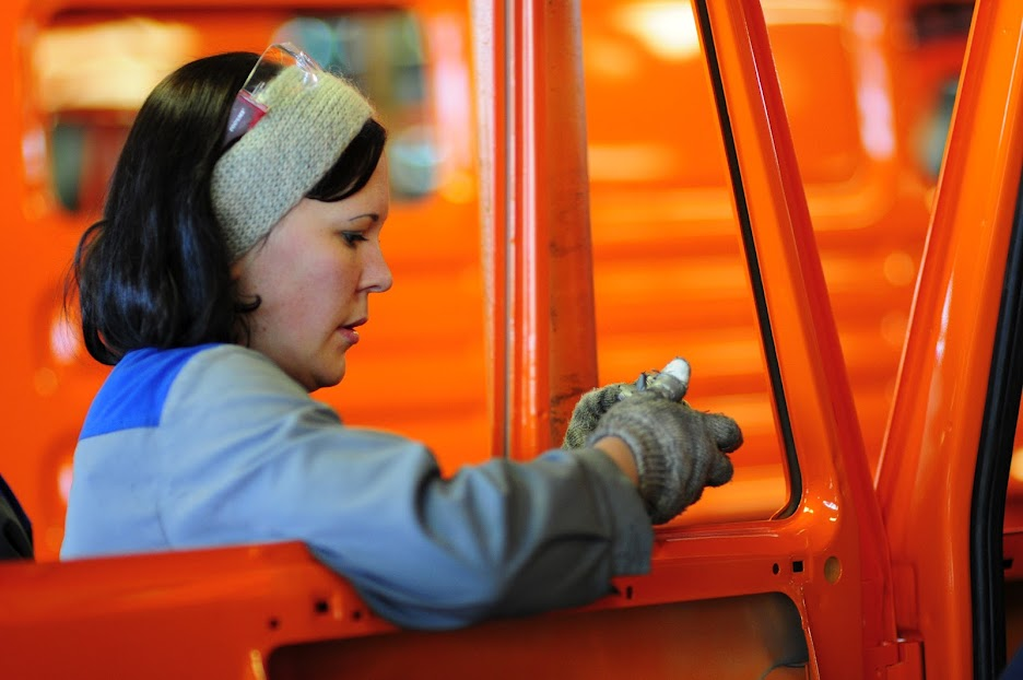 DSC4222 КамАЗ выпустил 2 000 000 й грузовик