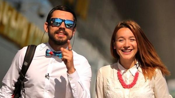 Андрей Бедняков и Настя Коро…