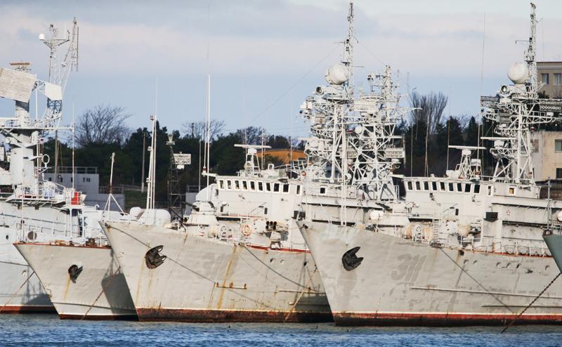 Украина-России: Отремонтируйте наши корабли, шнель-шнель