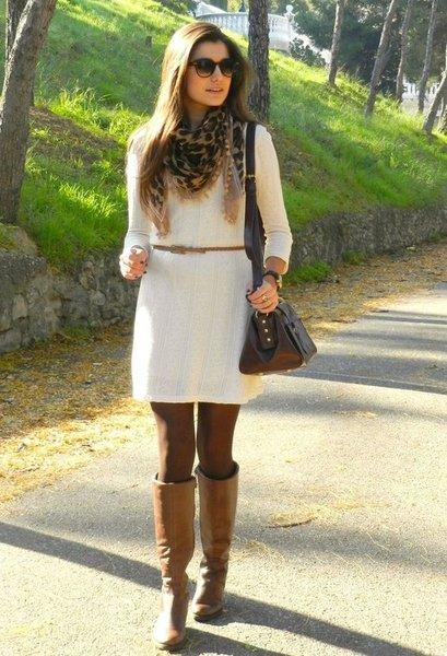 5 причин купить вязаное платье