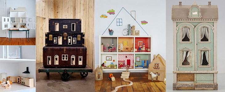 Невероятные кукольные домики, сделанные с душой