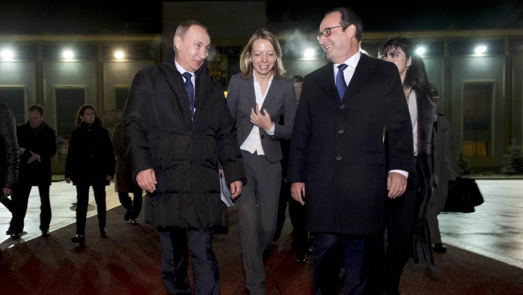 Запад. Франция переходит на сторону России