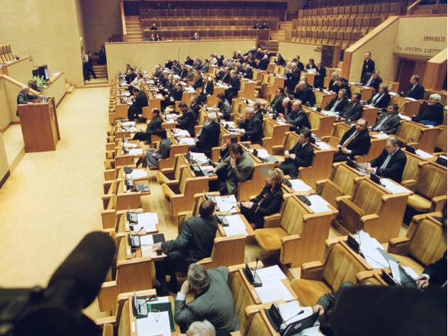 Сейм Литвы принял свой «акт Магнитского»