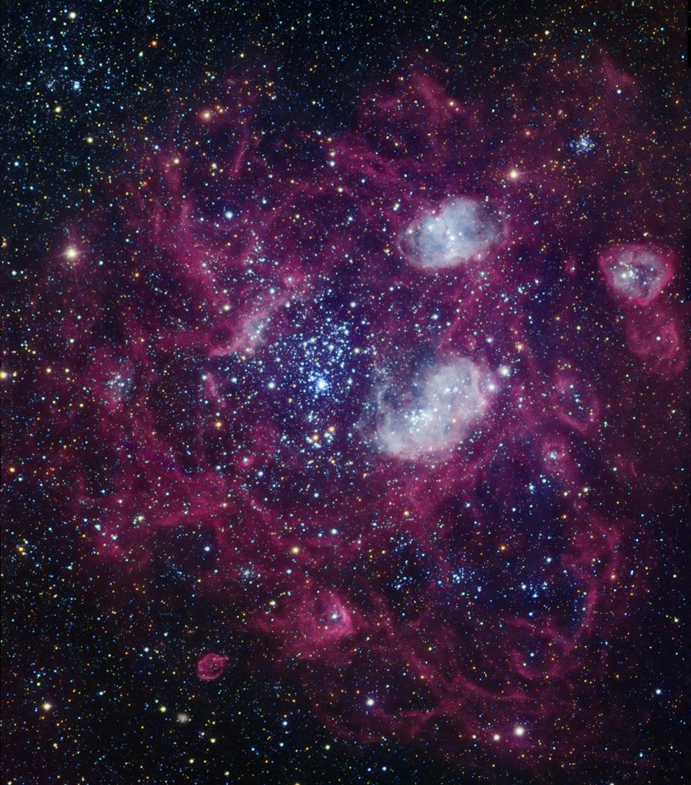 314 Роберт Гендлер: Вселенная в цвете