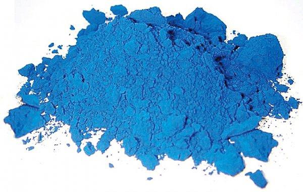 Синий яд