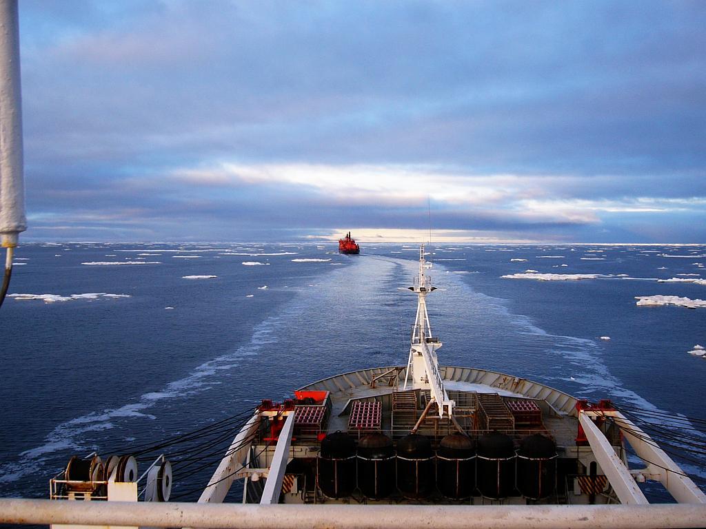 США вознамерились оспорить право России на Северный морской путь
