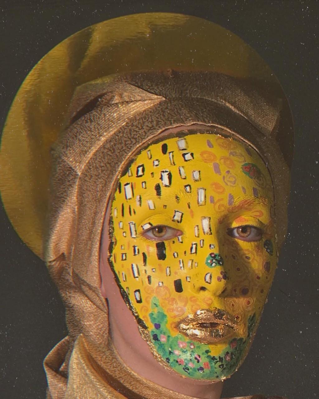 Визажист из Петербурга делает макияж по мотивам картин Ван Гога и Климта — и это очень красиво!