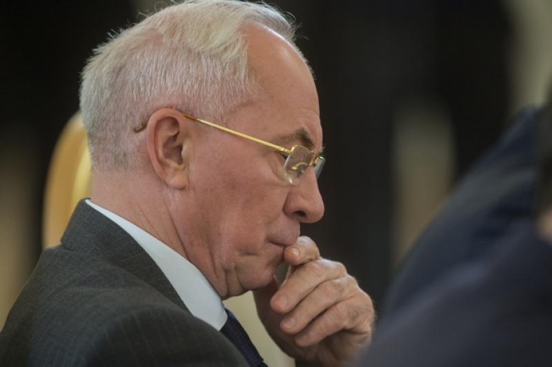 Азаров: Литовский «план Маршалла» для Украины – это утопия