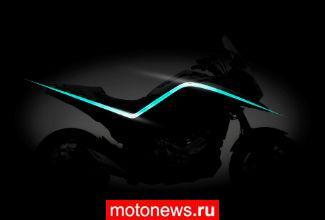 Honda представит в Токио обновленный мотоцикл NC750X