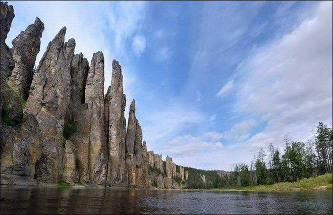 Фото чудес природы россии