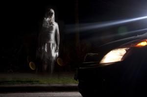 Привидения-автостоперы