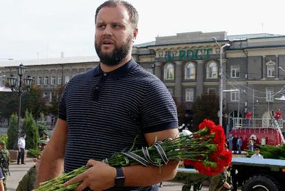 Павел Губарев объявил о своем намерении баллотироваться на пост главы ДНР