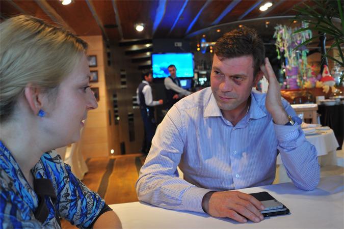 Кандидат в президенты Украины Олег Царев: Самое страшное еще впереди!