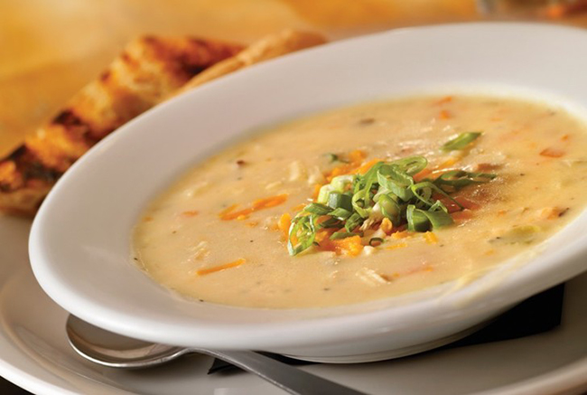 10 самых вкусных крем-супов со всего мира. Добавь разнообразия в свое меню!